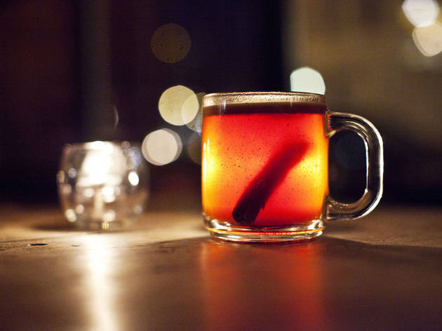 NYC's best boozy hot drinks for the cold weather
