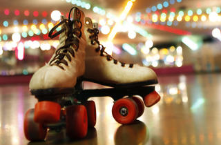 Roller Skating at the Lyceum