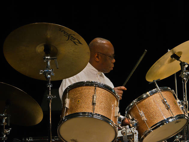 Andrew Cyrille 21st Century Big Band Unlimited