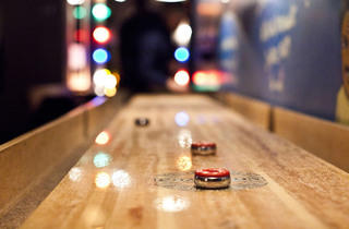 Doubles Shuffleboard Tournament