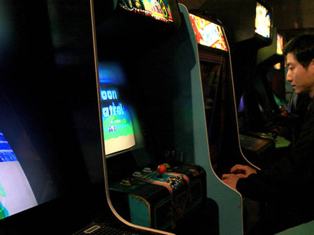 Bars with games: Where to drink and play in NYC