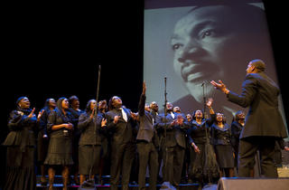 Martin Luther King Day Tribute at BAM