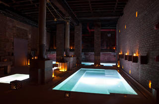 New York Spas With Hot Pools Saunas And Steam Rooms To