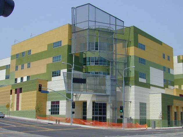 Edward Roybal Learning Center Auditorium