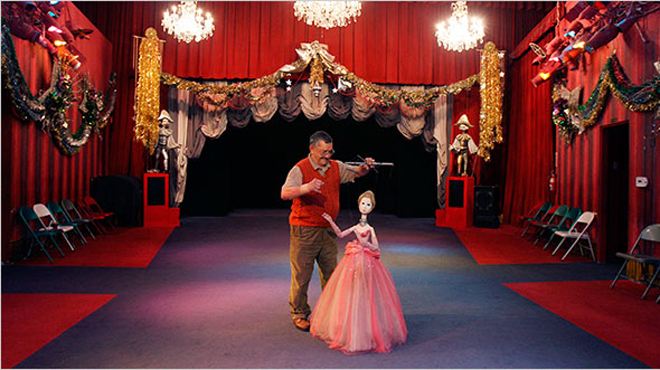 Catch a show at Bob Baker's Marionette Theater
