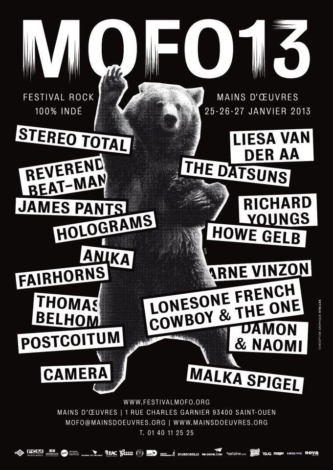 Festival MO'FO 2013