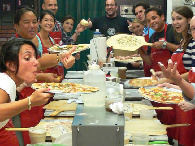 Pizza a Casa Pizza School