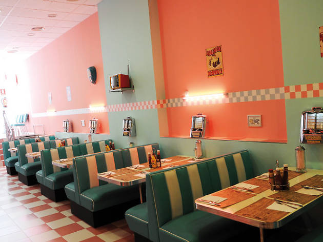 Peggy Sue's American Dinner