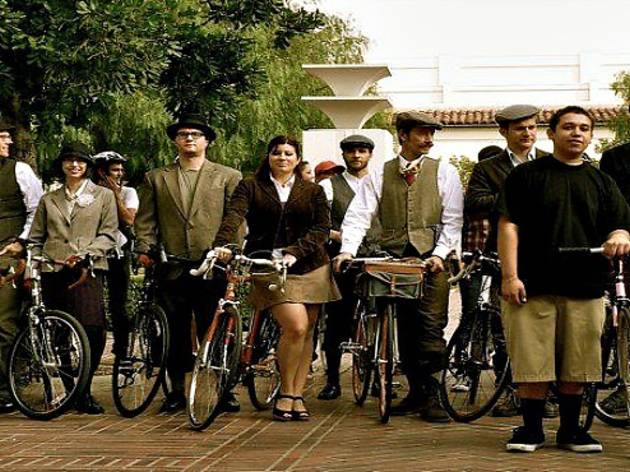 C.I.C.L.E.'s Tweed, Moxie and Moustaches Ride