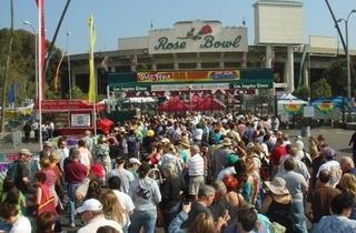Rose Bowl Flea Market (Photograph: Courtesy Rose Bowl)