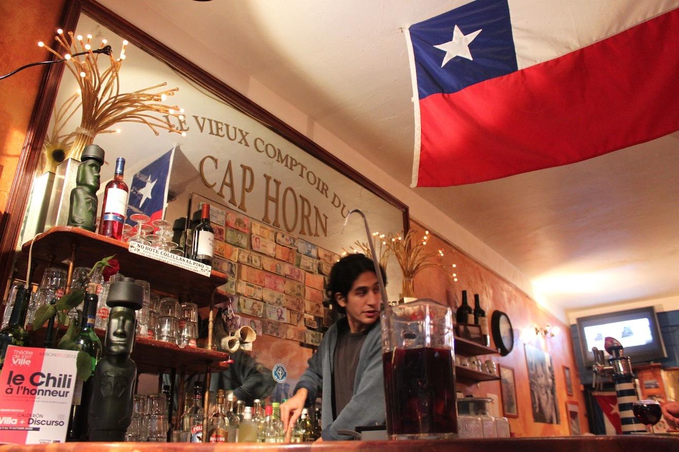 Le chilien • Le Vieux Comptoir du Cap Horn