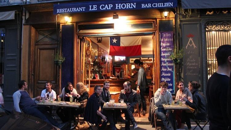 Le Vieux comptoir du Cap Horn / © C. Griffoulières - Time Out Paris