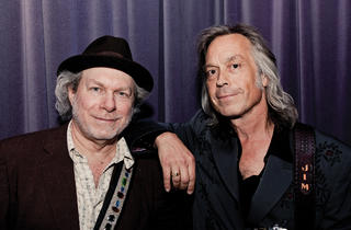 Buddy Miller and Jim Lauderdale + Max Gomez