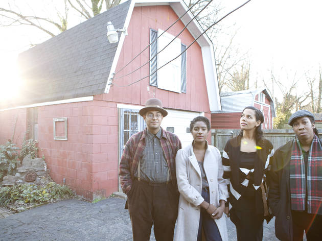 Carolina Chocolate Drops + Bombadil