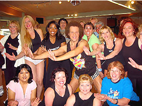 Richard Simmons' Slimmons Studio