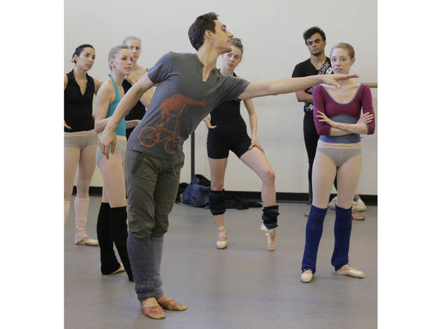 New York City Ballet Fall 2015