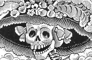 Centenario luctuoso de Guadalupe Posada