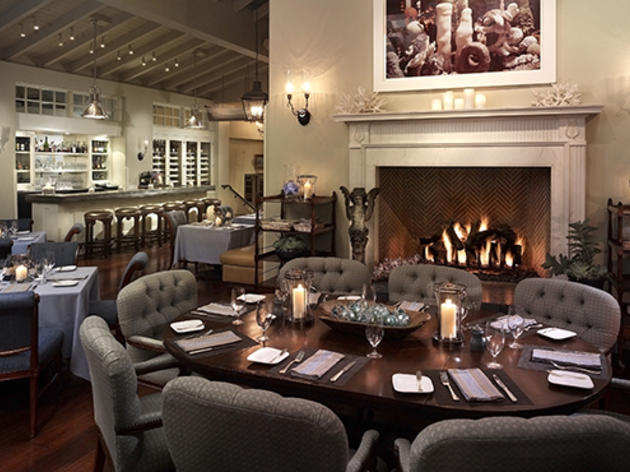 The best romantic restaurants in Los Angeles