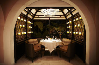 (Photograph: Courtesy Wolfgang Puck at Hotel Bel Air)