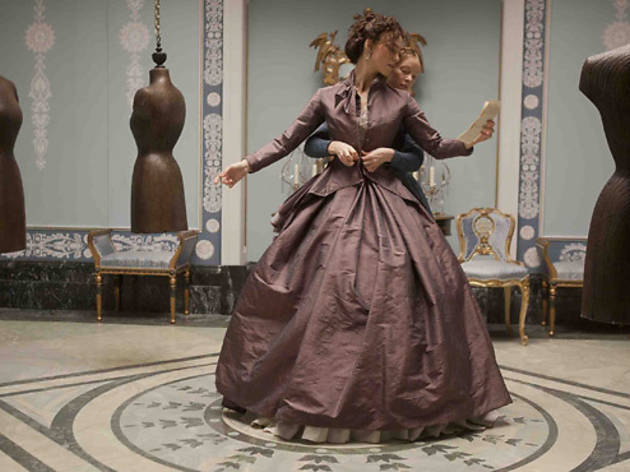 Anna Karenina Costume Exhibition