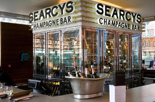Searcys champagne bar