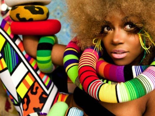 Je suis bonne, je suis une femme : Ebony Bones (live + DJ set) + Jupiter + Missill