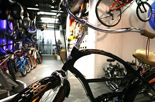 Bike Gràcia