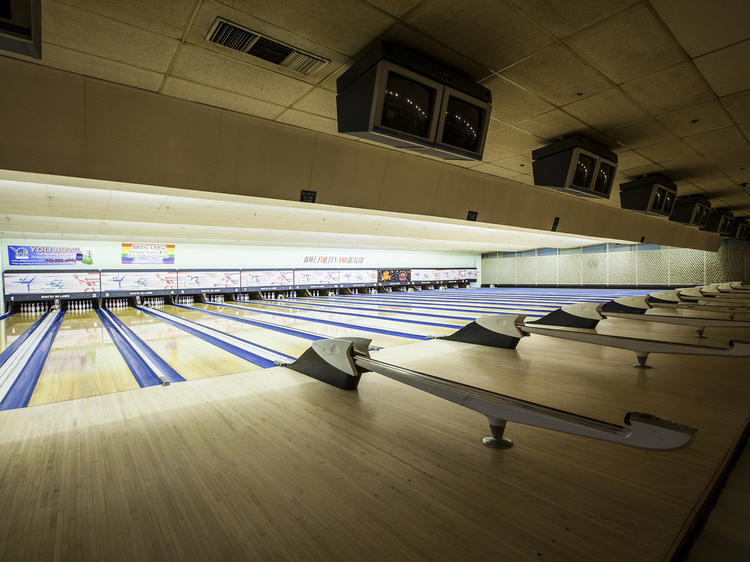 Lace up your bowling shoes at Shatto 39 Lanes