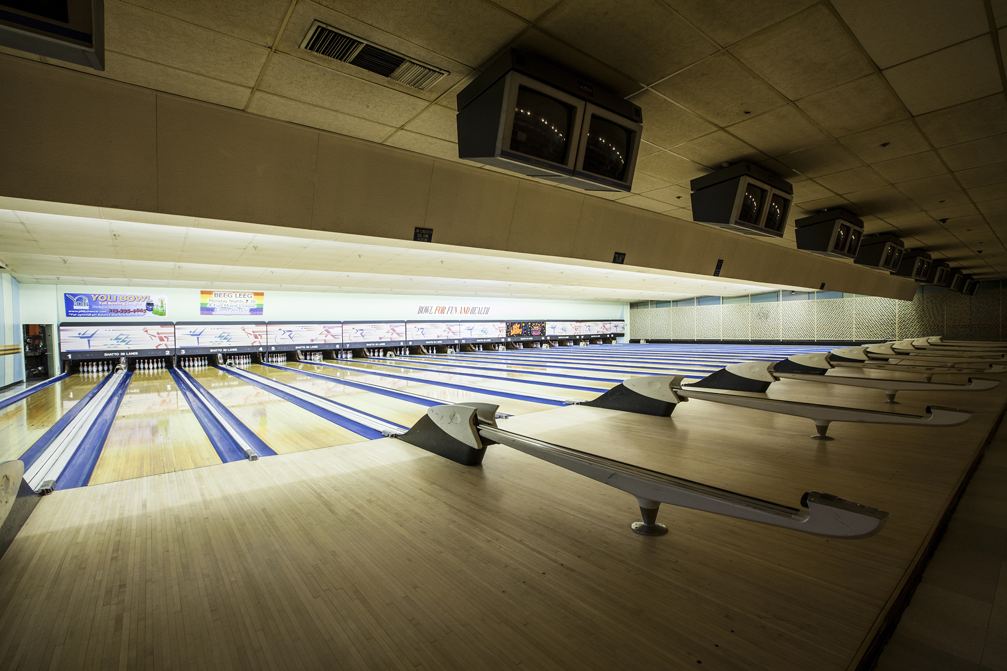 Teams of two: Shatto 39 Lanes