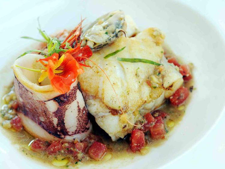 Cuina marinera: peix i marisc