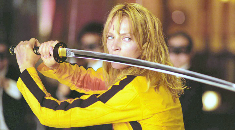 The Bride (Kill Bill 1 & 2)