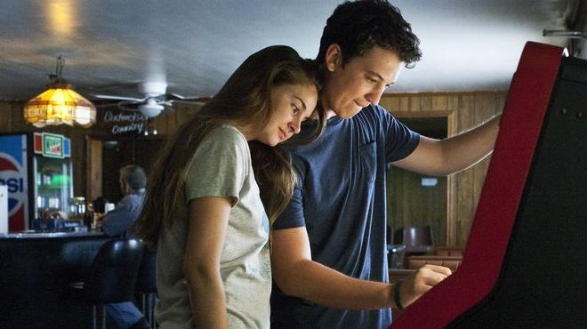 Sundance Film Festival: Shailene Woodley and Miles Teller in The Spectacular Now