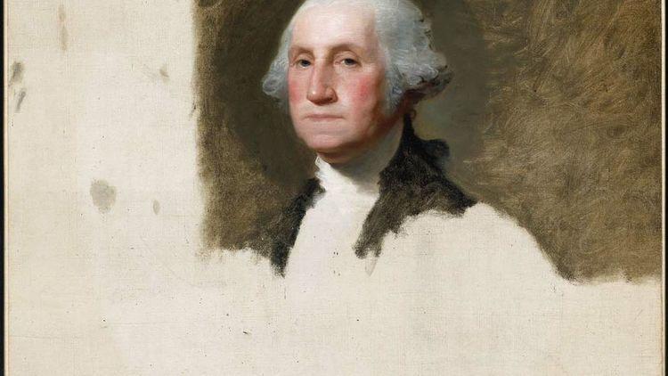 Arnaque à l'américaine ('George Washington' de Gilbert Stuart)