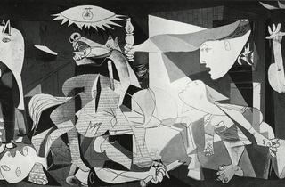 40 ans d'exil ('Guernica' de Pablo Picasso)