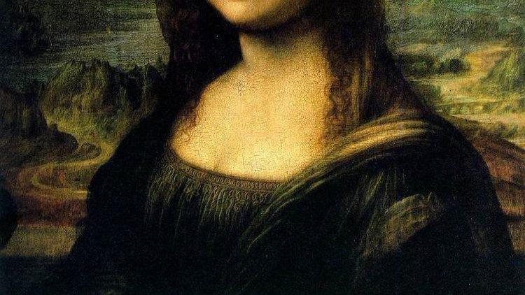 Satanée gloire ('La Joconde' de Léonard de Vinci)