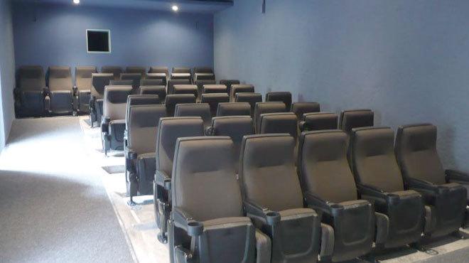 La casa del cine