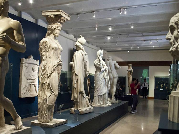 Lunes 13: Museo Nacional de las Culturas