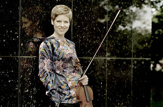 OBC + Isabelle Faust