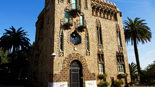 Gaudí's Torre Bellesguard
