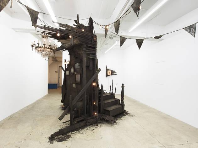Lower East Side Art Gallery Tour