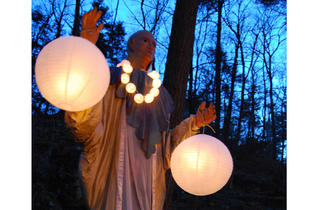Illuminated: A Winter Festival at Brooklyn Botanic Garden