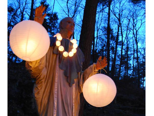 Illuminated: A Winter Festival at Brooklyn Botanic Garden