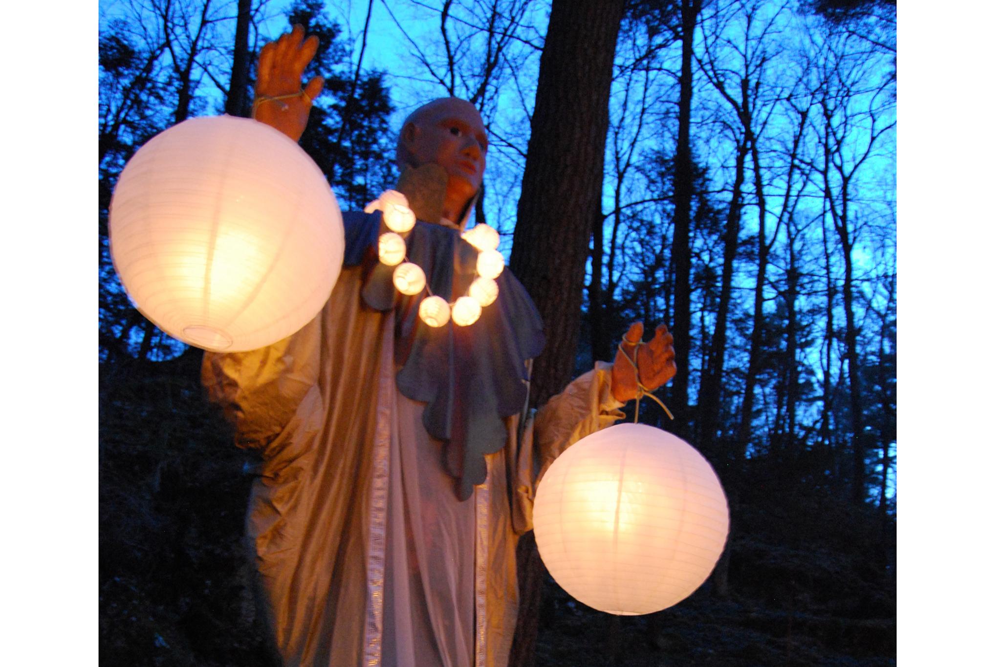 Illuminated: Moonlight Lantern Walk