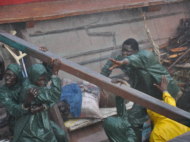 African immigrants take a perilous journey in The Pirogue