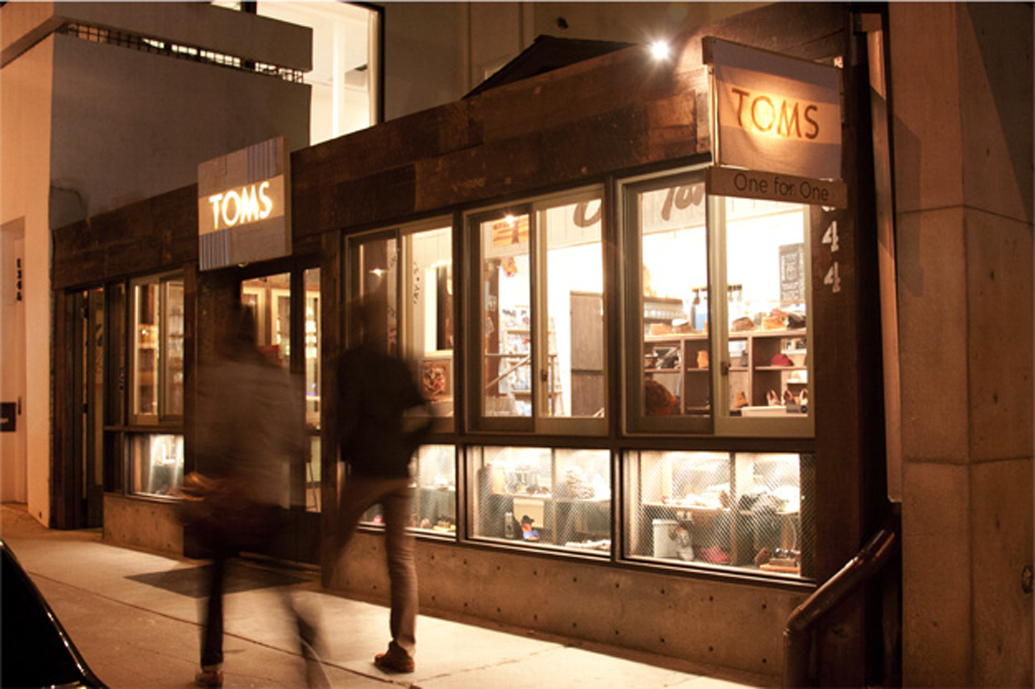 Toms Shoes Store In Los Angeles Ca