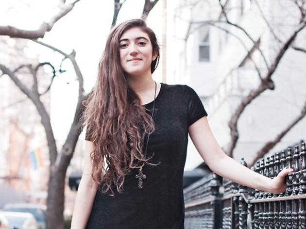 Public eye: Natalia Lepore Hagan, 21