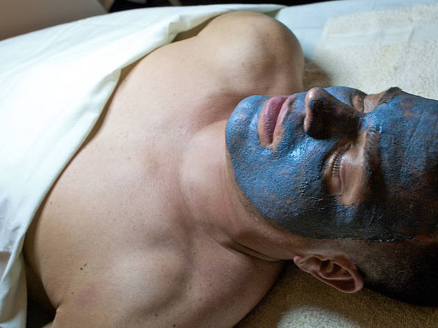 New York spas for men