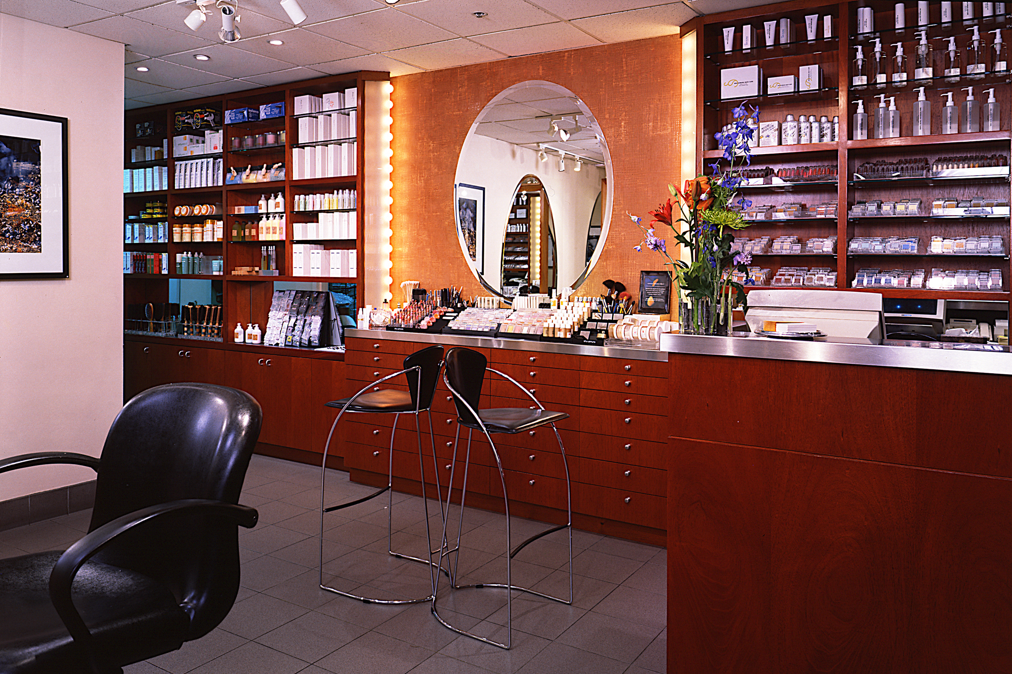 Hair treatment at Paul Labrecque Salon & Spa