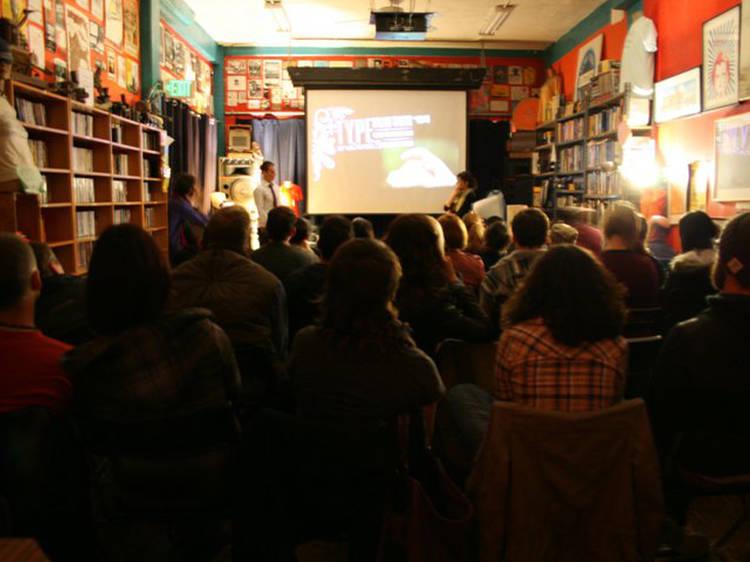 Watch hard-to-find flicks at the Echo Park Film Center