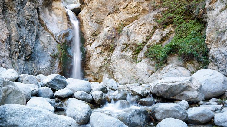 Eaton Canyon Falls